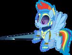 ED: Rainbow Dash, Sky Lancer