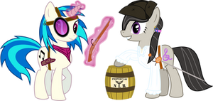 ED: Tavi and Scratch, Cider Smugglers