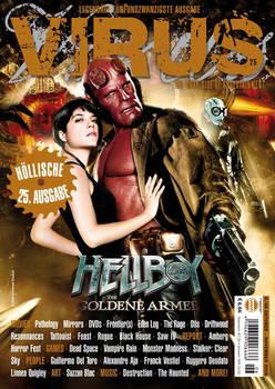 My Virus magazine feature