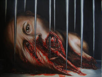 DETESTABLE MEAT by suzzan-blac