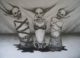 The three Disgraces