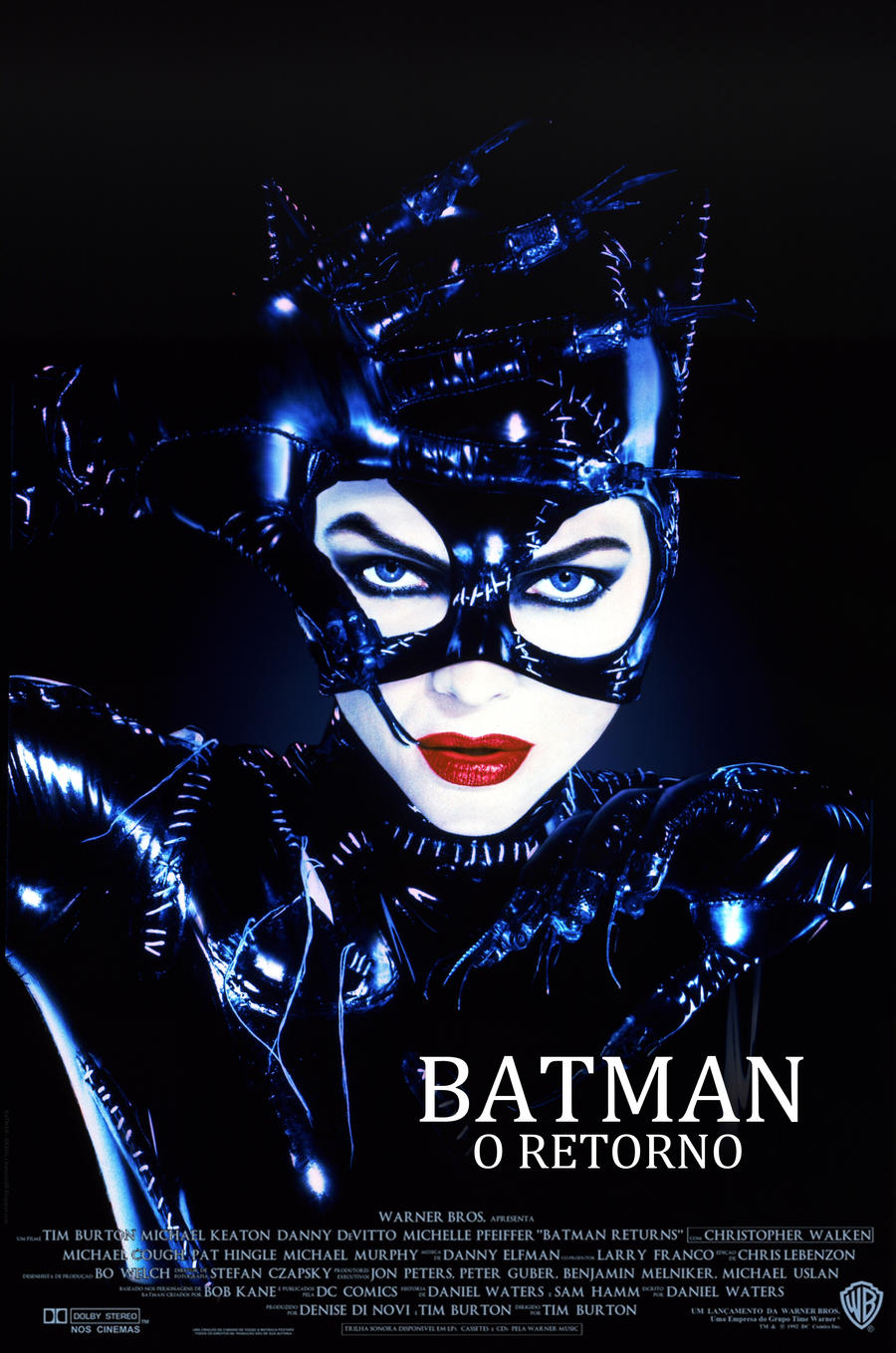 Batman Returns - Character Poster - Catwoman by ...