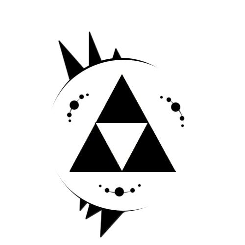 Zelda Symbol Tattoo Designs