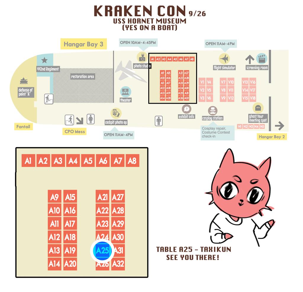 2015 KrakenCon2 by taxikun