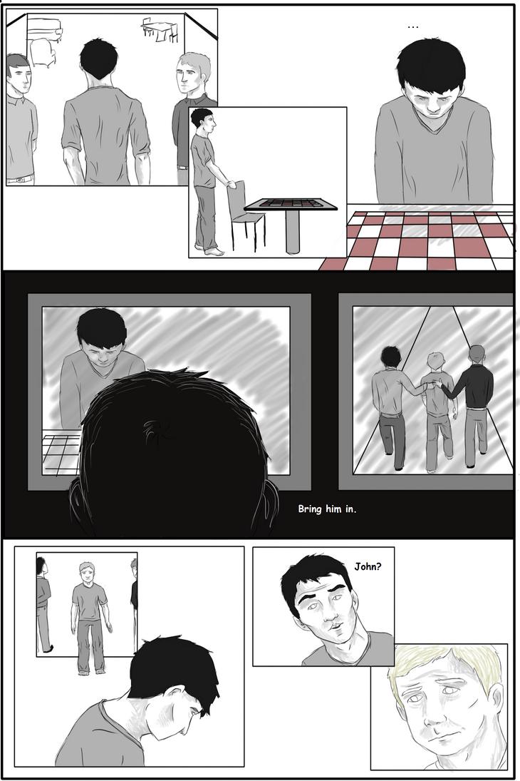 The Forgotten Fall pg 5 by ExtremlySelfishChild