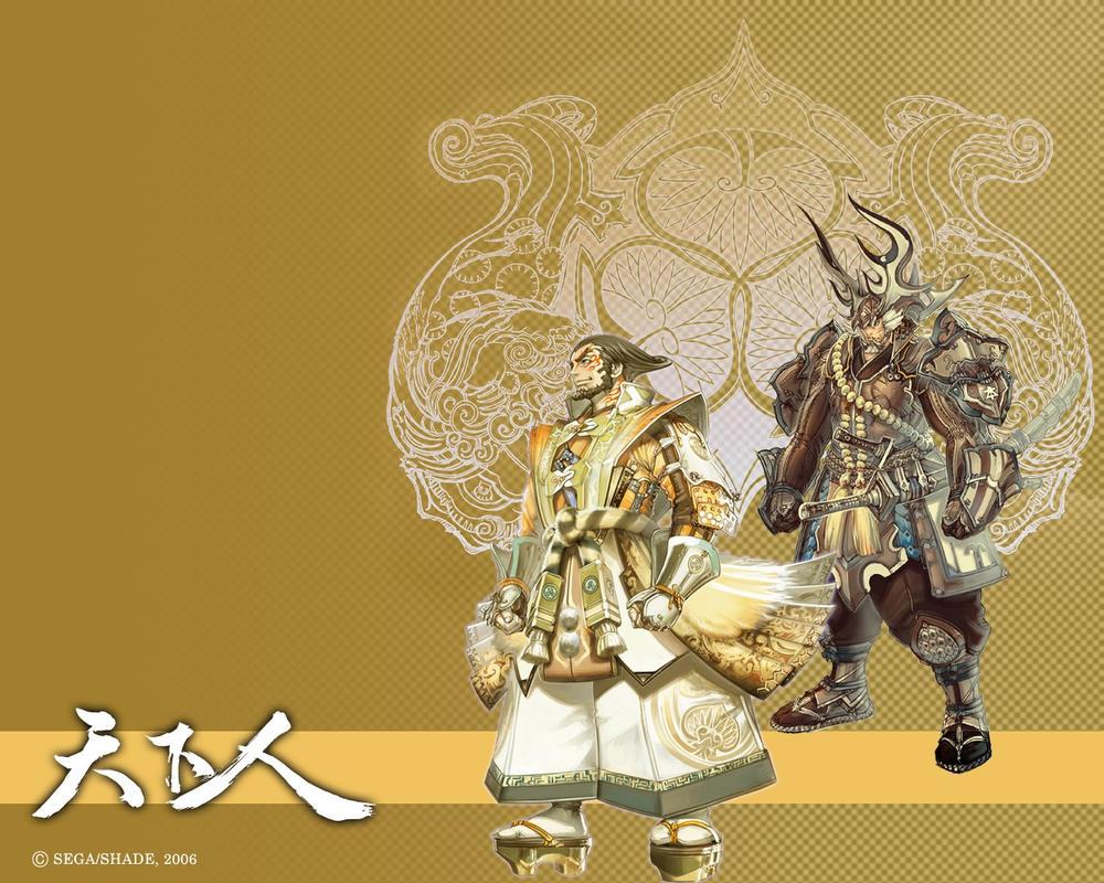 Tokugawa Army Desktop by MataDuskNui