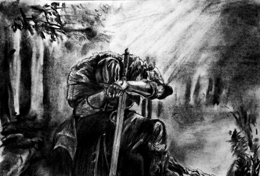 Dark Souls by ElveinAC