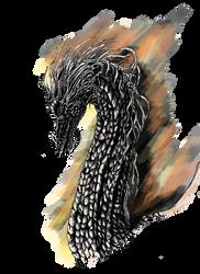 Dragon Queen by ElveinAC