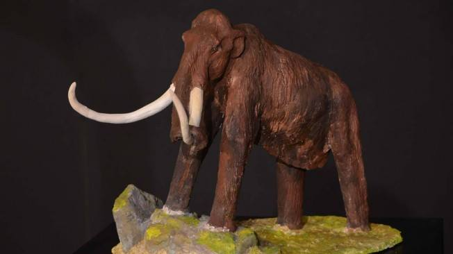 Woolly Mammoth by Waspdrake