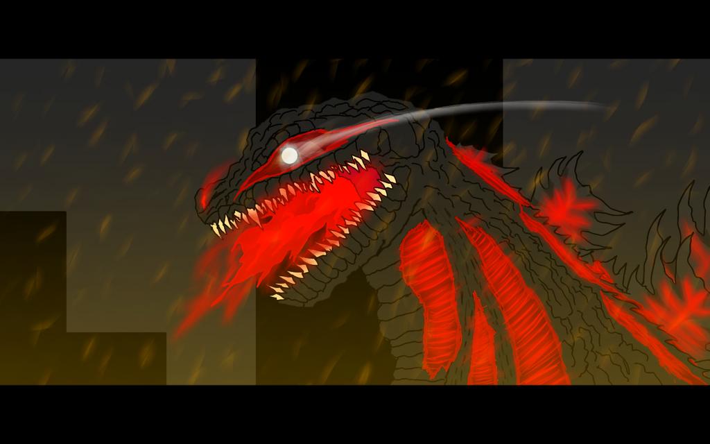 Shin Godzilla (Atomic Breath Ver.) by ShadowReaper1954 on ...