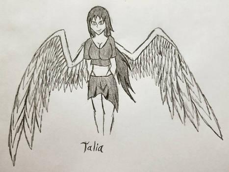 Talia, the Archangel