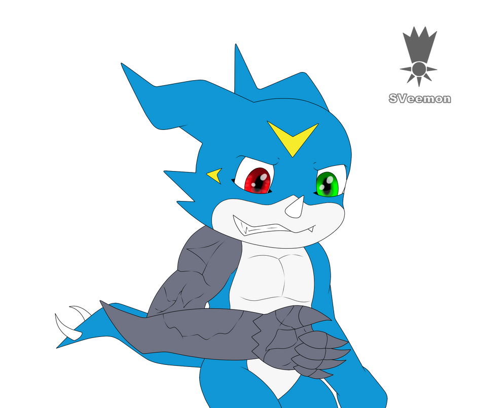 Gift: Senkan Veemon by SVeemon