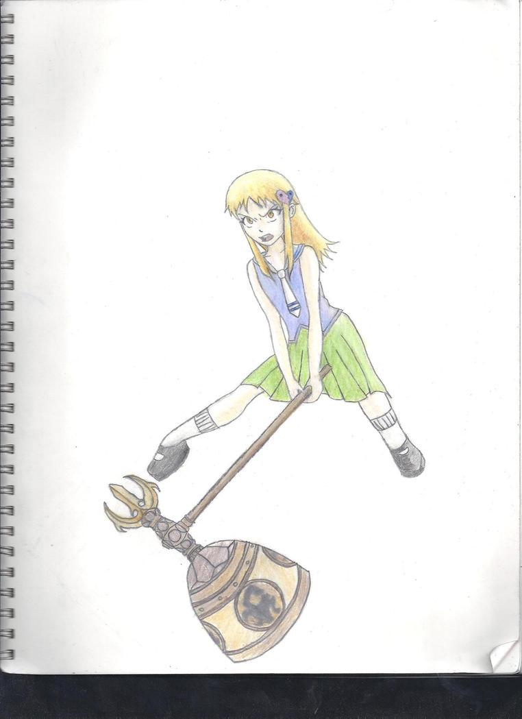 Saki by stargirl141