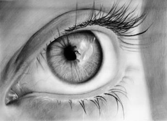 My millionth eye by Q-Le