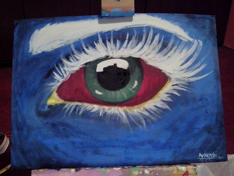 Eye by PatiPati225