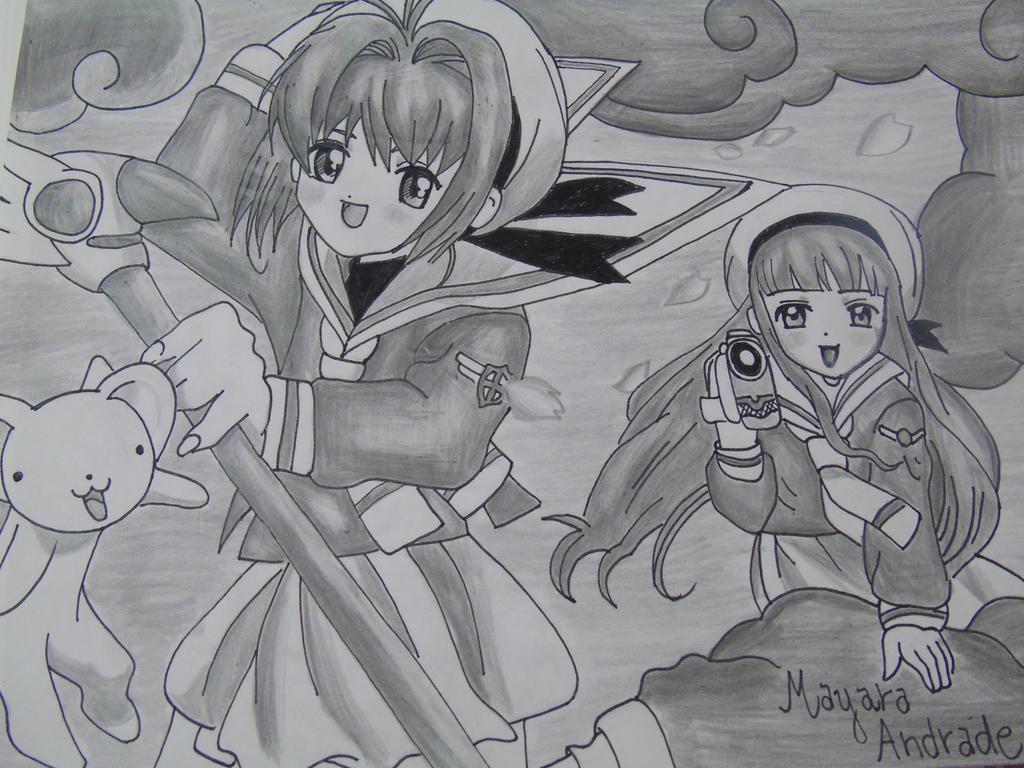 Card Captor Sakura by May-Andrade