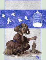 Inktober '18: Story II 'Fly!' by kiko-burza