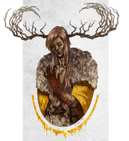Commission: Orial by kiko-burza