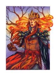 Commission: Sauron
