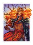 Commission: Sauron by kiko-sempai