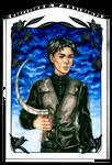 Commission: Micah by kiko-sempai