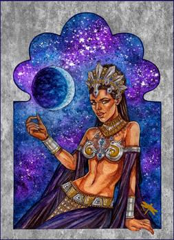 Commission: Akasha II