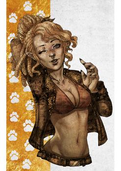 Commission: Jean