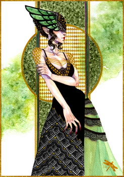 +SMT+ Delphia: Dark Mistress