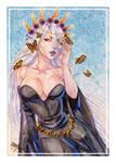 Commission: AshtinARTWAFFLE by kiko-sempai