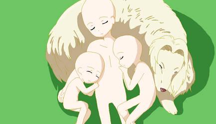 Sleeping children base