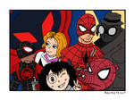 Spider-Man: Into the Spider-Verse by BOSSTHITIWUT