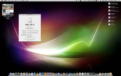 TimeSpacewarp Desktop by deadPxl