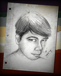Self Portrait December '09