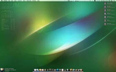 Por Amarte Desktop Screenshot by deadPxl