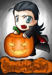 Loki Halloween 2012