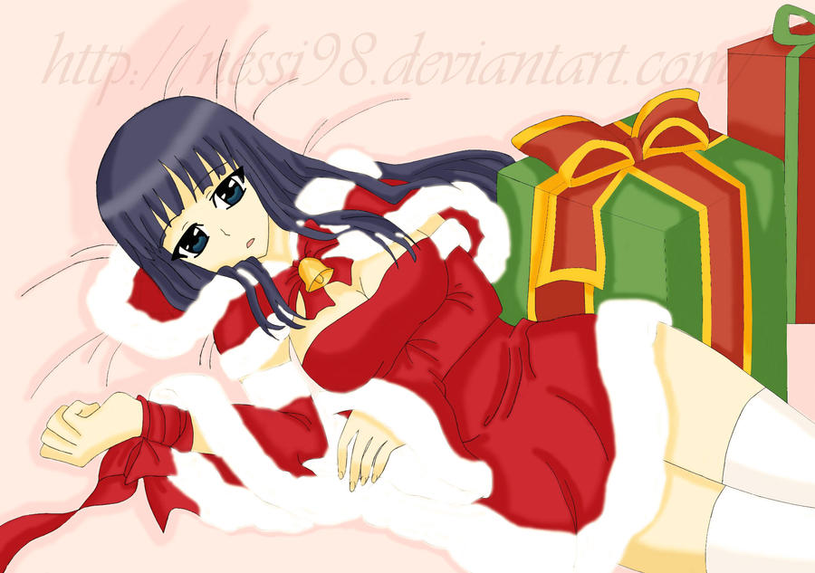 Merry Xmas Platina by nessi98