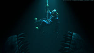 SCP-1128 ('Aquatic Horror')
