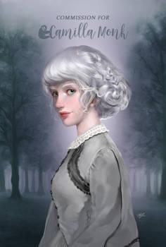 [CO] Cover illustration of Sage Greer
