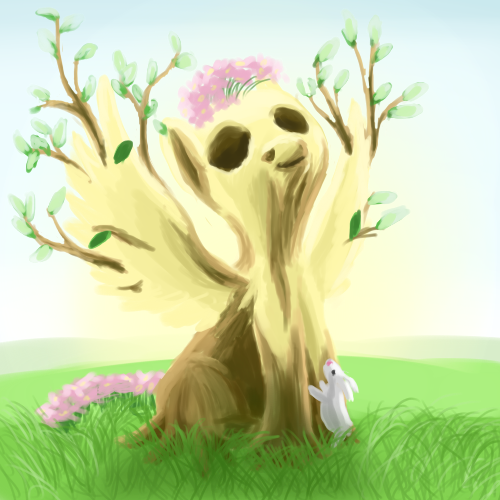 A Tree Mare Fimfiction