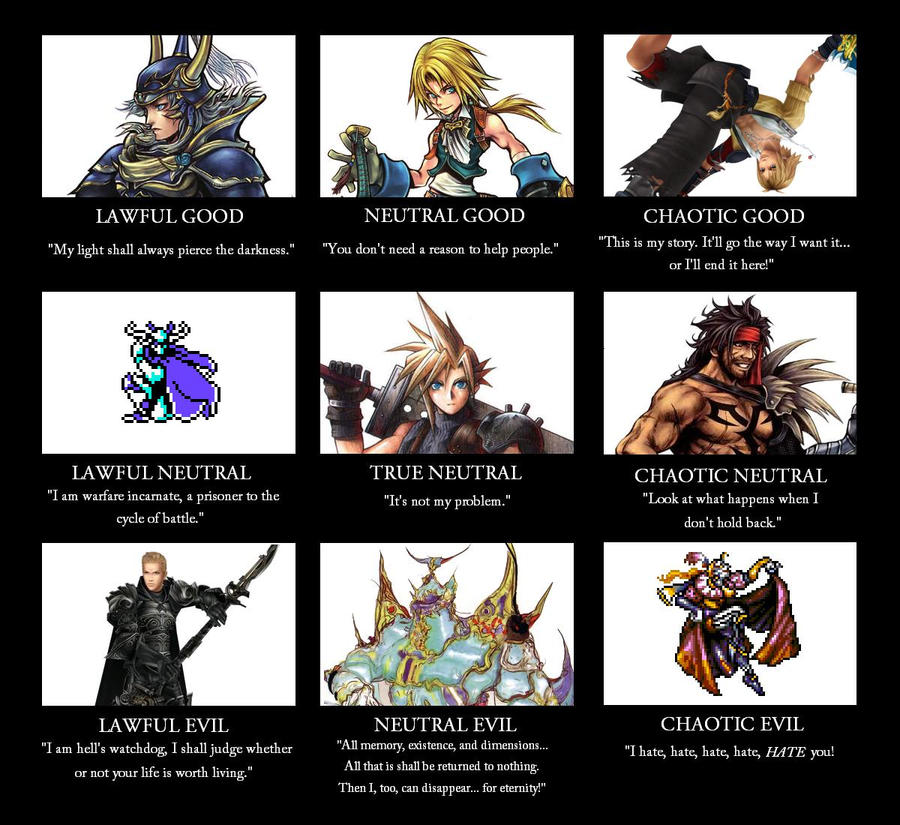 FF_Character_Alignment_Chart_by_TanoSaam