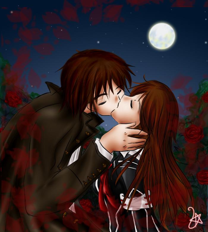 Vampire Knight Yuuki x Kaname by fireystar on DeviantArt