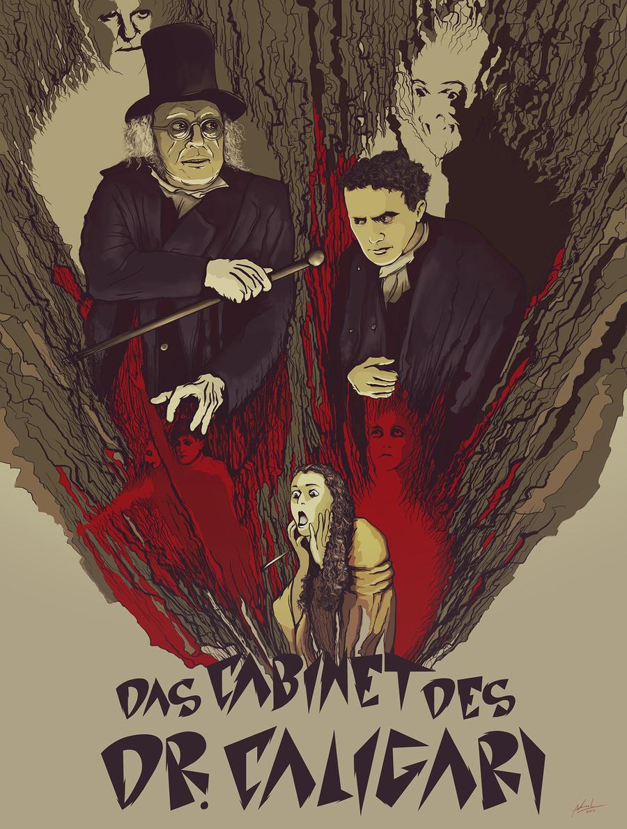 Das Cabinet Des Dr. Caligari by olafex on DeviantArt