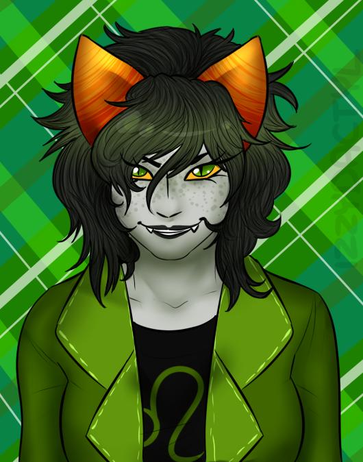 Kitty by Izzydactyl