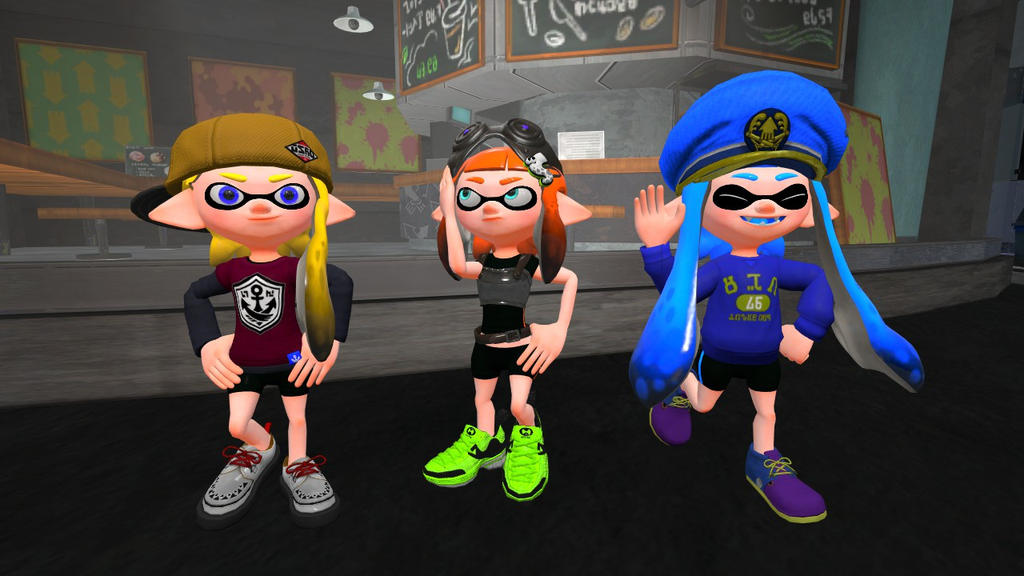 Our New Hairstyles By Thenobody1324 On Deviantart