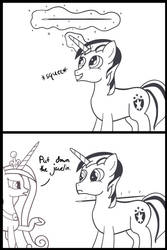 Put the javelin down! by Westy543