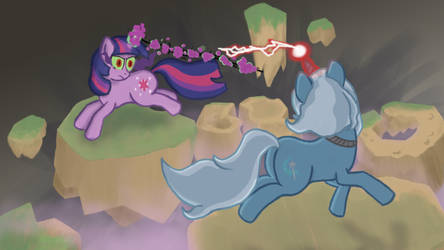 My Magic's Gotten Better, Too! by Westy543