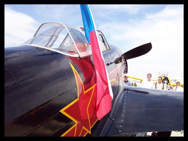 Soviet YAK-11 by Westy543