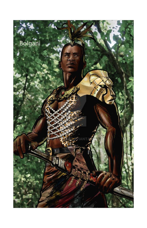 Bongani by ThorTyrker