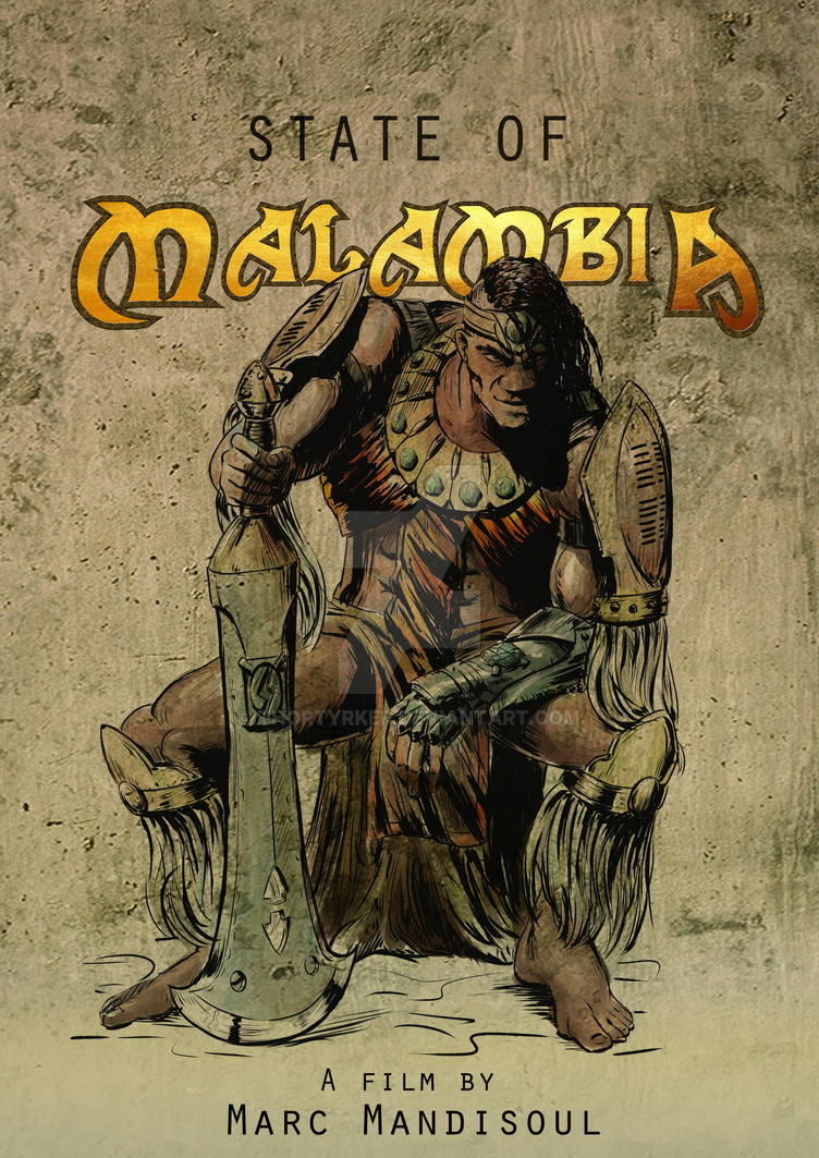 Poster for State of Malambia by ThorTyrker