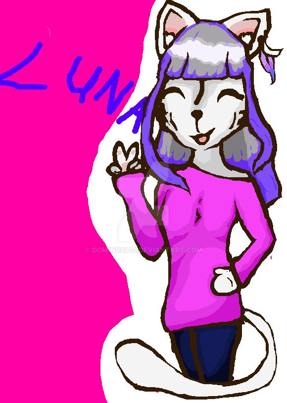 Luna Temmie 164 ocs by Domino2442